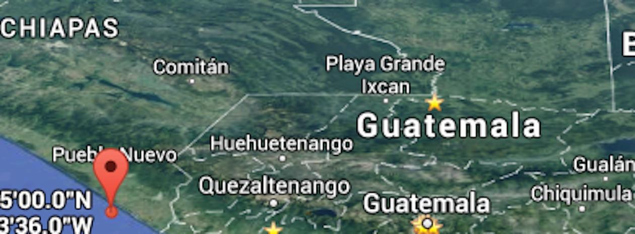 FAC surgen en Huehuetenango frontera con Chiapas