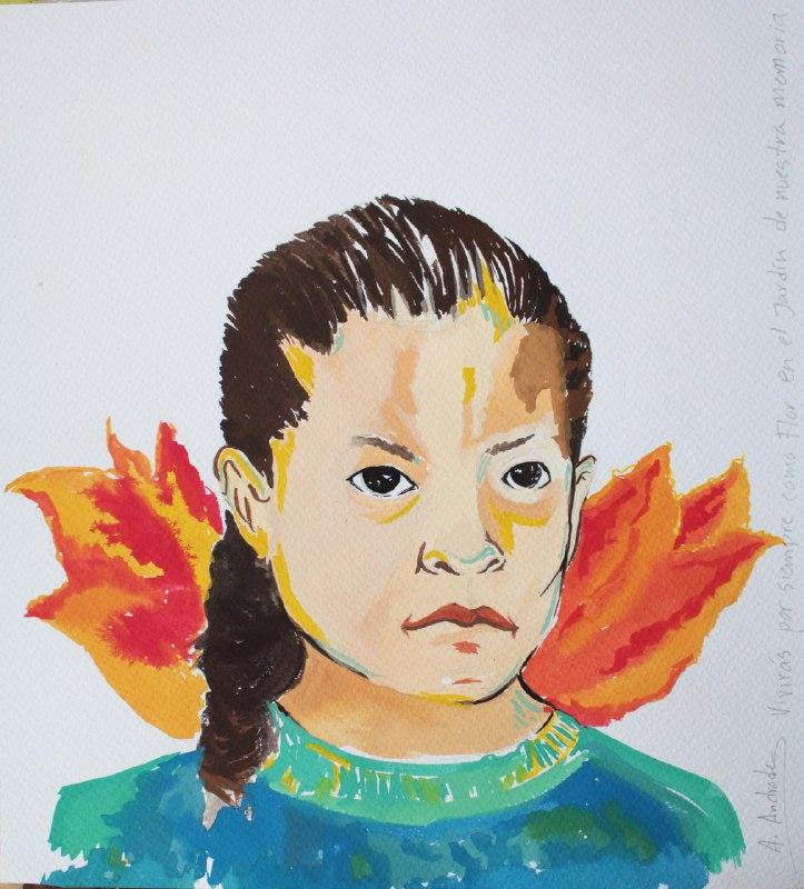 1 artista Andrés Andrade