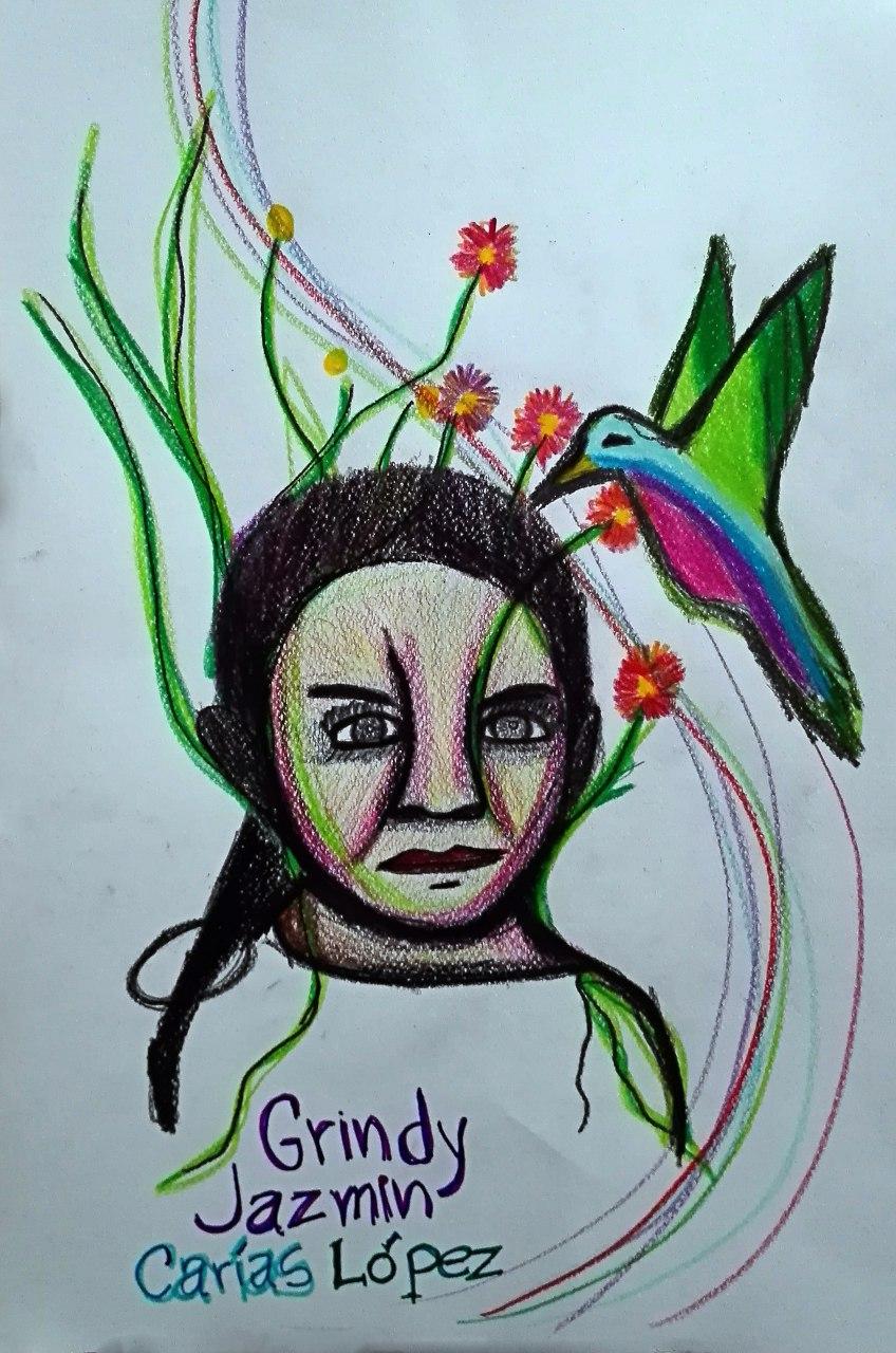 2. Artista Lucía Ixchíu