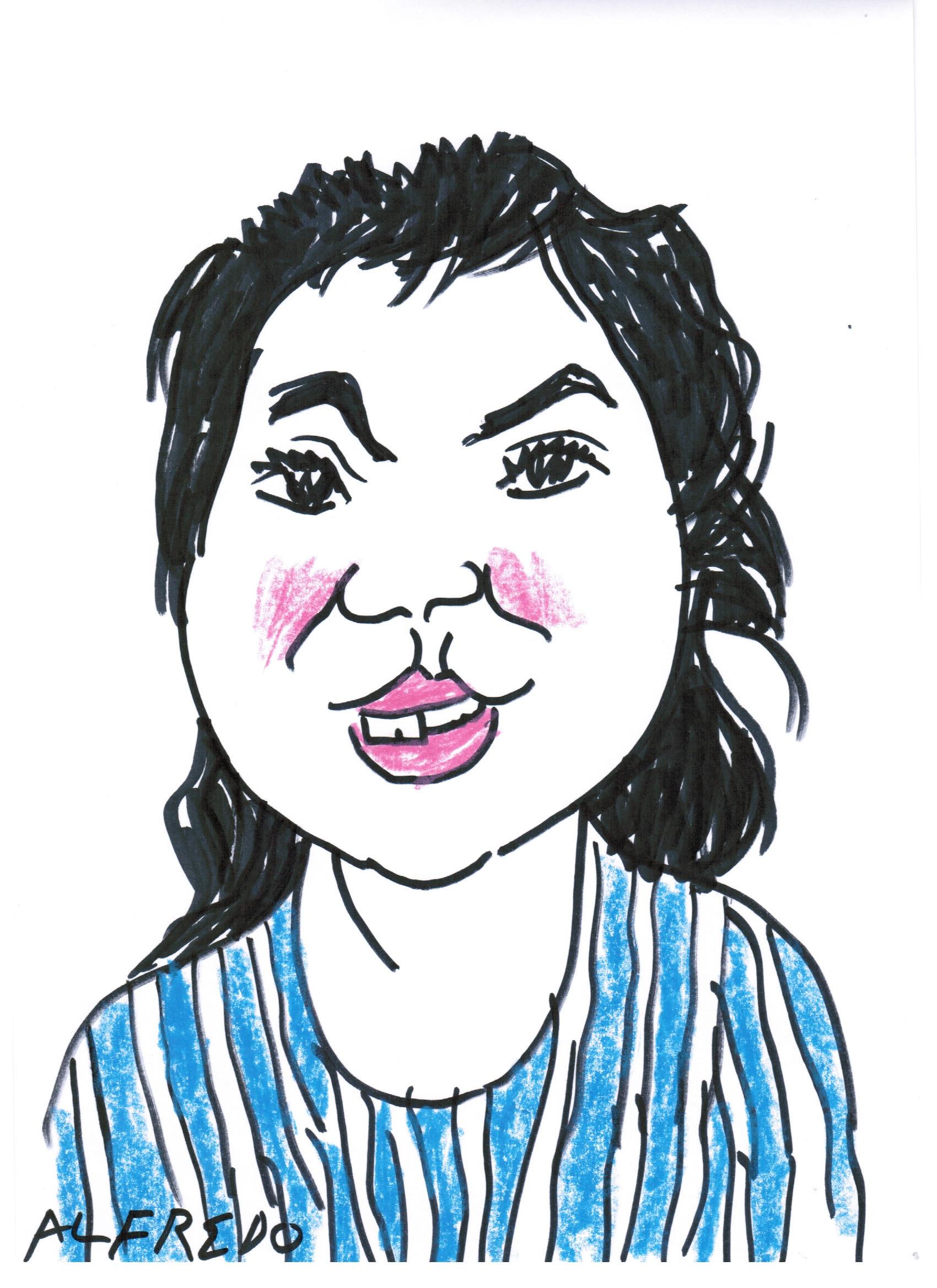 2. artista AlfredoGonzalez