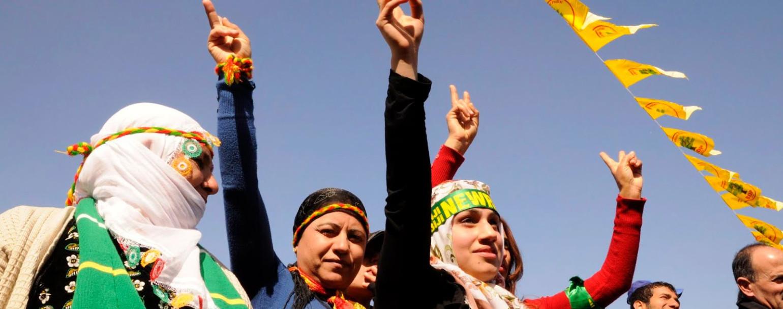 [Internacional] Movimiento de Mujeres de Kurdistán: ¡Transformemos el siglo XXI en la era de la libertad de las mujeres!