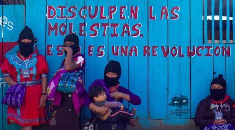 Chiapas: La Transformación de Cuarta de AMLO. Montaje de guerra contra el zapatismo y la vida