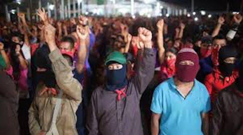 EZLN comunica: «Y ROMPIMOS EL CERCO»…compartimos con alegría y somos nosotrxs desde este cerco