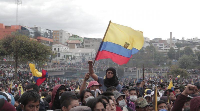 URGENTE: Llamado al mundo desde los pueblos del Ecuador