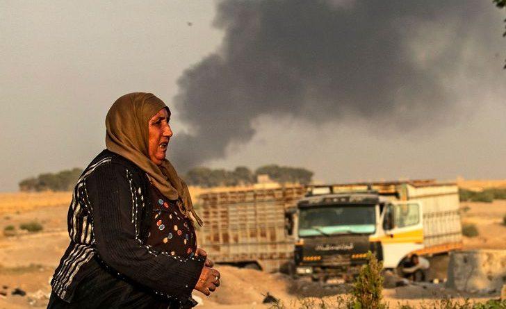 ¡Fuera Turquía de Rojava!  ¡Saquemos al régimen Turco de todos nuestros países y territorios!