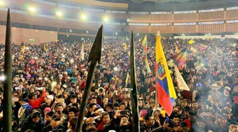 """""""Estallido: La Rebelión de Octubre en Ecuador"""". Un libro desde """"cuando lo extraordinario devino cotidiano"""""""