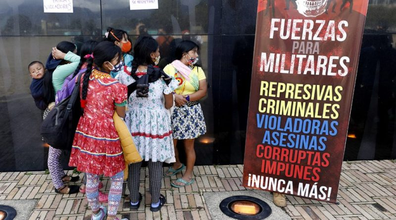 Los militares violadores:       A PUERTAS DE LA IMPUNIDAD