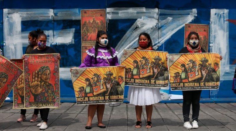 El Gobierno de la Cuarta Transformación incentiva la paramilitarización y ataca las autonomías en Chiapas