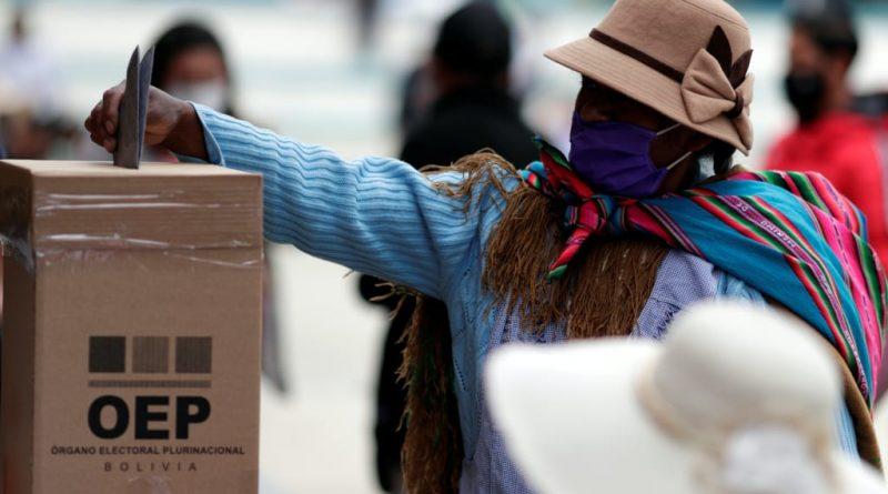 Entre el estado y las autonomías: Resultado electoral en Bolivia.  Algunas reacciones y preguntas inmediatas