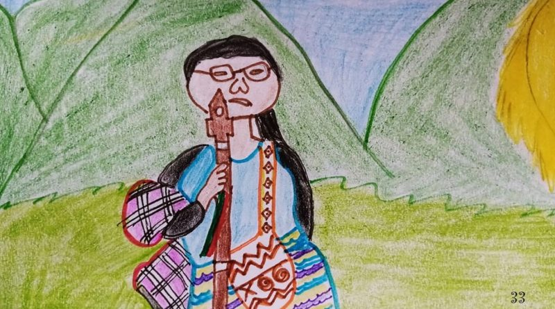 En memoria de Cristina Bautista, ombligarnxs a la tierra para liberarnxs con ella